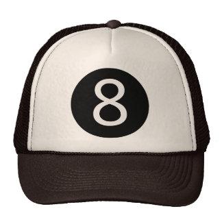 8 Ball Trucker Hat
