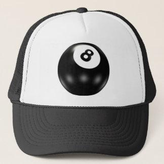 8 Ball Trucker Hat. Trucker Hat