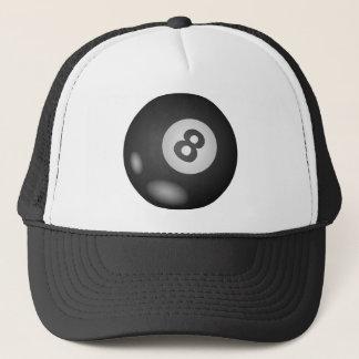 8 Ball Trucker Hats