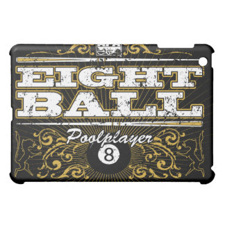 8 Ball Vintage Design Case For The iPad Mini