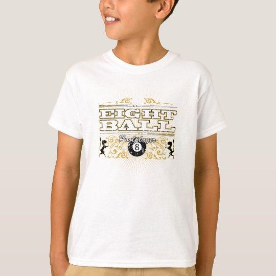 8 Ball Vintage Design T-Shirt