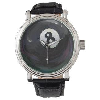 8 Ball Wrist Watches