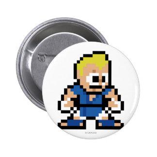 8-Bit Abel Pinback Button