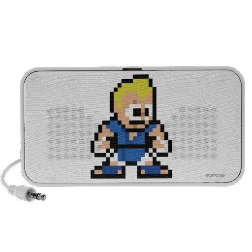8-Bit Abel iPod Speakers
