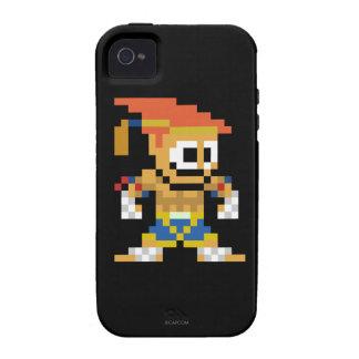 8-Bit Adon Vibe iPhone 4 Covers