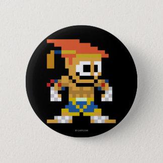 8-Bit Adon Pinback Button