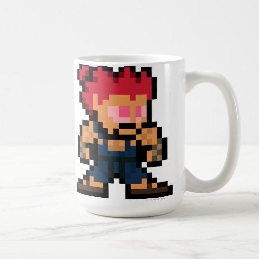 8-Bit Akuma Coffee Mug