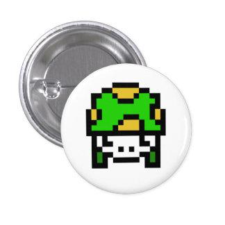 8 Bit Army Pinback Button