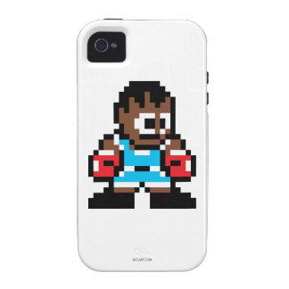 8-Bit Balrog iPhone 4 Cover