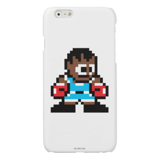 8-Bit Balrog Glossy iPhone 6 Case