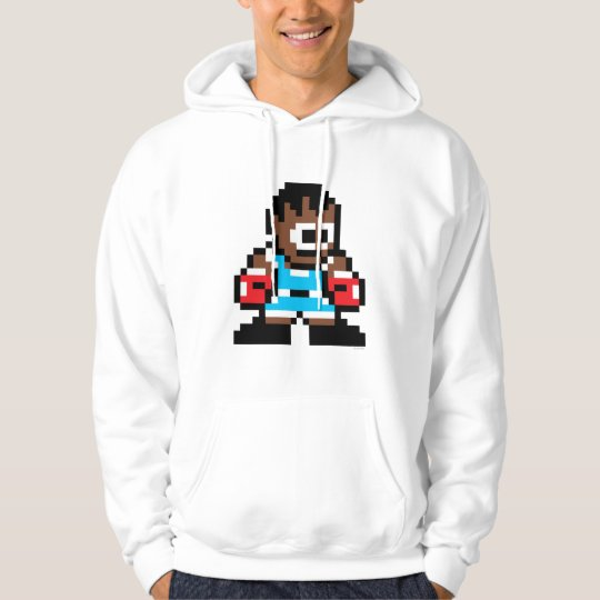 8-Bit Balrog Hoodie