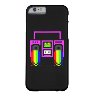 8 Bit Beats Barely There iPhone 6 Case