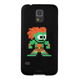 8-Bit Blanka Galaxy S5 Cover