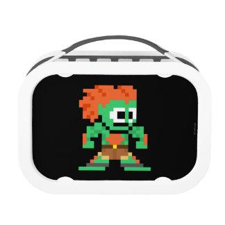 8-Bit Blanka Yubo Lunchbox