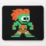 8-Bit Blanka Mousepads