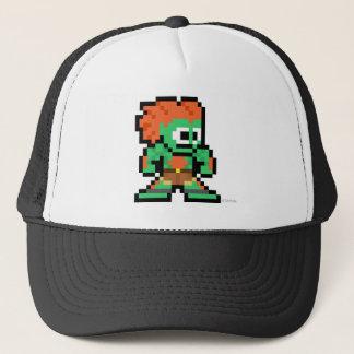 8-Bit Blanka Trucker Hat