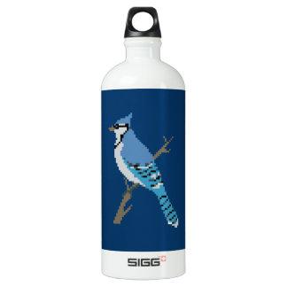 8-bit Bluejay Sprite SIGG Traveler 1.0L Water Bottle