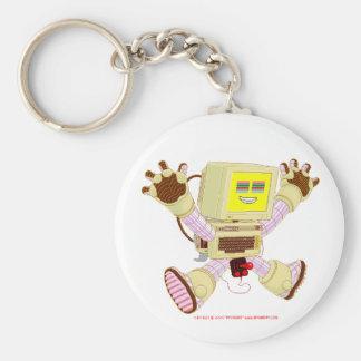 8 Bit Buzz v1.0 Keychain