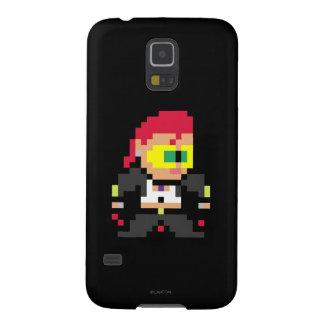 8-Bit C. Viper Galaxy S5 Case