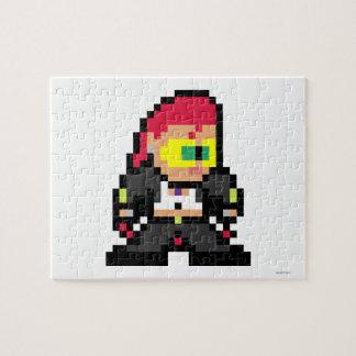 8-Bit C. Viper Jigsaw Puzzle
