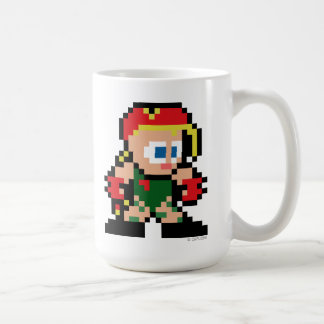 8-Bit Cammy Coffee Mug