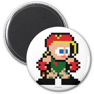 8-Bit Cammy Magnet