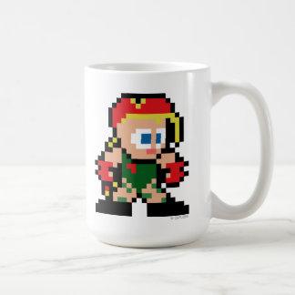 8-Bit Cammy Coffee Mug