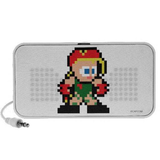 8-Bit Cammy PC Speakers