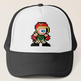 8-Bit Cammy Trucker Hat