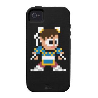8-Bit Chun-Li Case-Mate iPhone 4 Cover