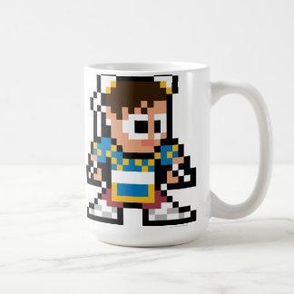 8-Bit Chun-Li Coffee Mug