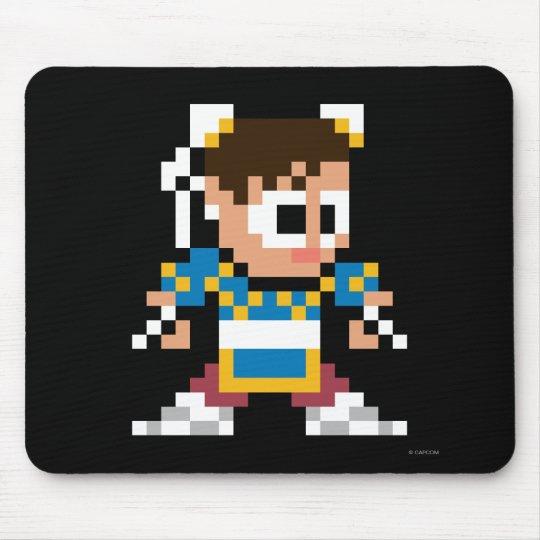8-Bit Chun-Li Mouse Pad