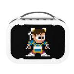 8-Bit Chun-Li Yubo Lunch Box