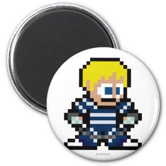 8-Bit Cody Refrigerator Magnet