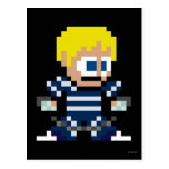 8-Bit Cody Postcard