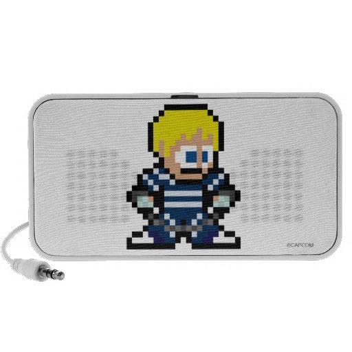 8-Bit Cody Portable Speakers