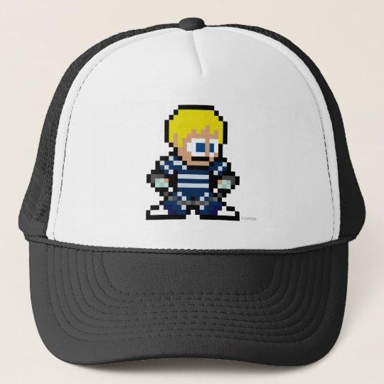 8-Bit Cody Trucker Hat