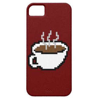 8-bit coffee case iPhone 5 case
