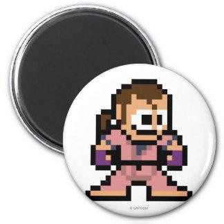 8-Bit Dan Refrigerator Magnets