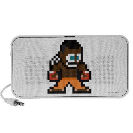 8-Bit Deejay Mp3 Speaker