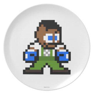 8-Bit Dudley Plate