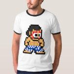 8-Bit E. Honda T-Shirt
