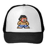 8-Bit E. Honda Trucker Hats