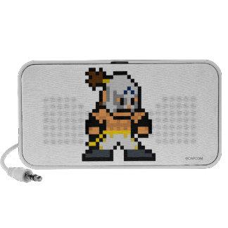 8-Bit El Fuerte Mp3 Speaker