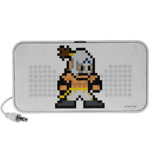 8-Bit El Fuerte Travelling Speaker