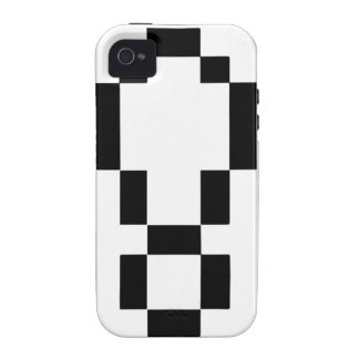 8-Bit Exclamation Point iPhone 4/4S Cover
