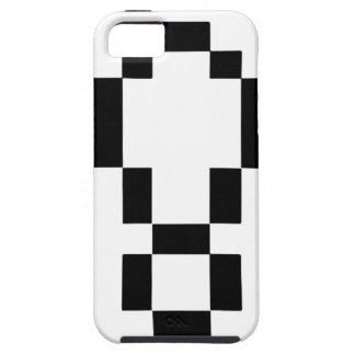 8-Bit Exclamation Point Case For iPhone 5/5S