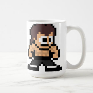 8-Bit Fei Long Coffee Mug