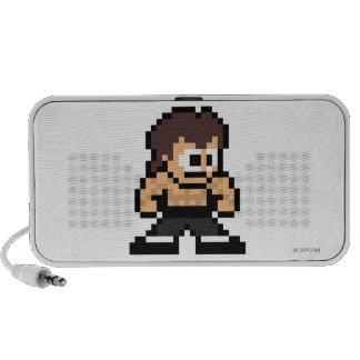 8-Bit Fei Long Mp3 Speakers