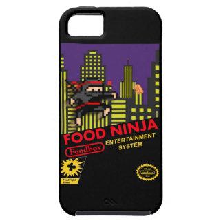 8-bit Food Ninja iPhone SE/5/5s Case